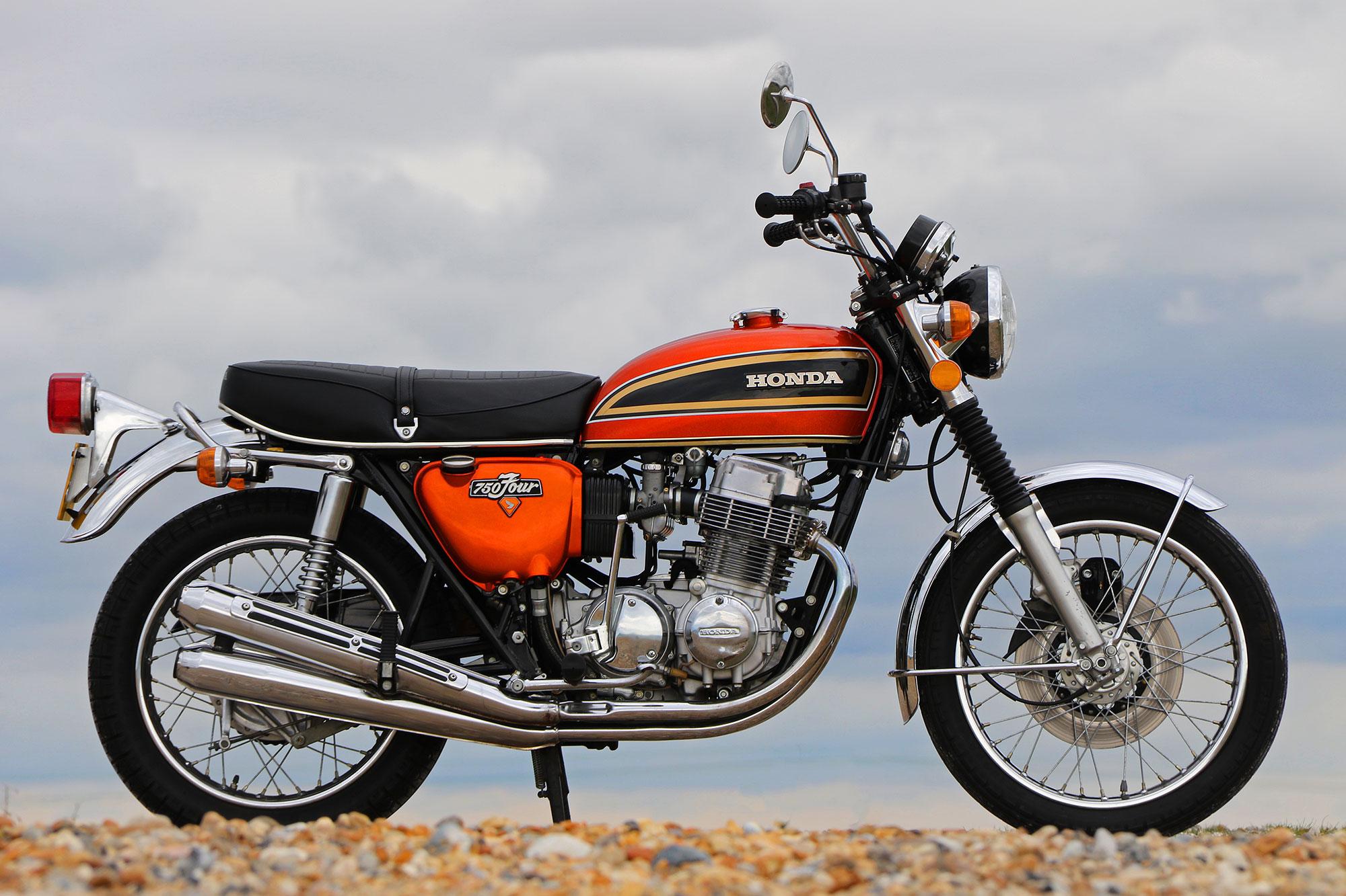 Honda Cb750 K3 1973 For Sale    Proper Bikes